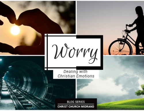 Worry – In the face of political turmoil
