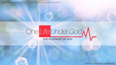 One Life Under God - The Covenant of God