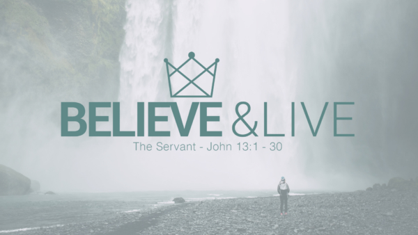Believe and Live Part 6 – The Servant – David Kobedi