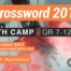 Cross Word Advert 2017