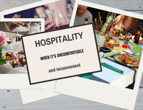 Hospitality: When it is uncomfortable and inconvenient
