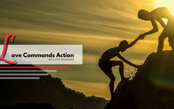 Love commands action cover image