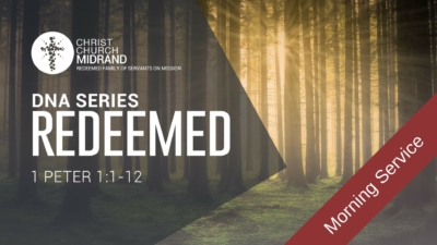 DNA Redeemed Morning Service - Redeemed