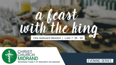 A Feast With the King part 2 - Table Manners - David Kobedi - Web