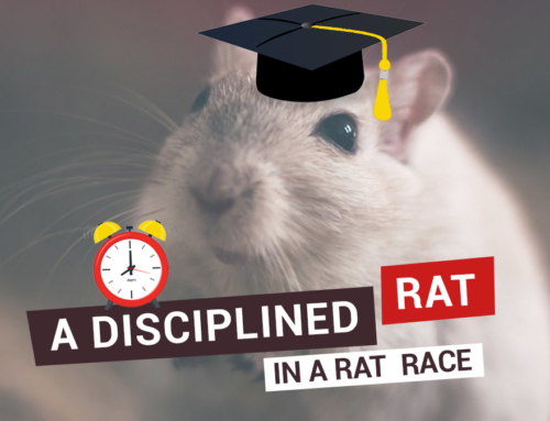 A Disciplined Rat in A Rat Race