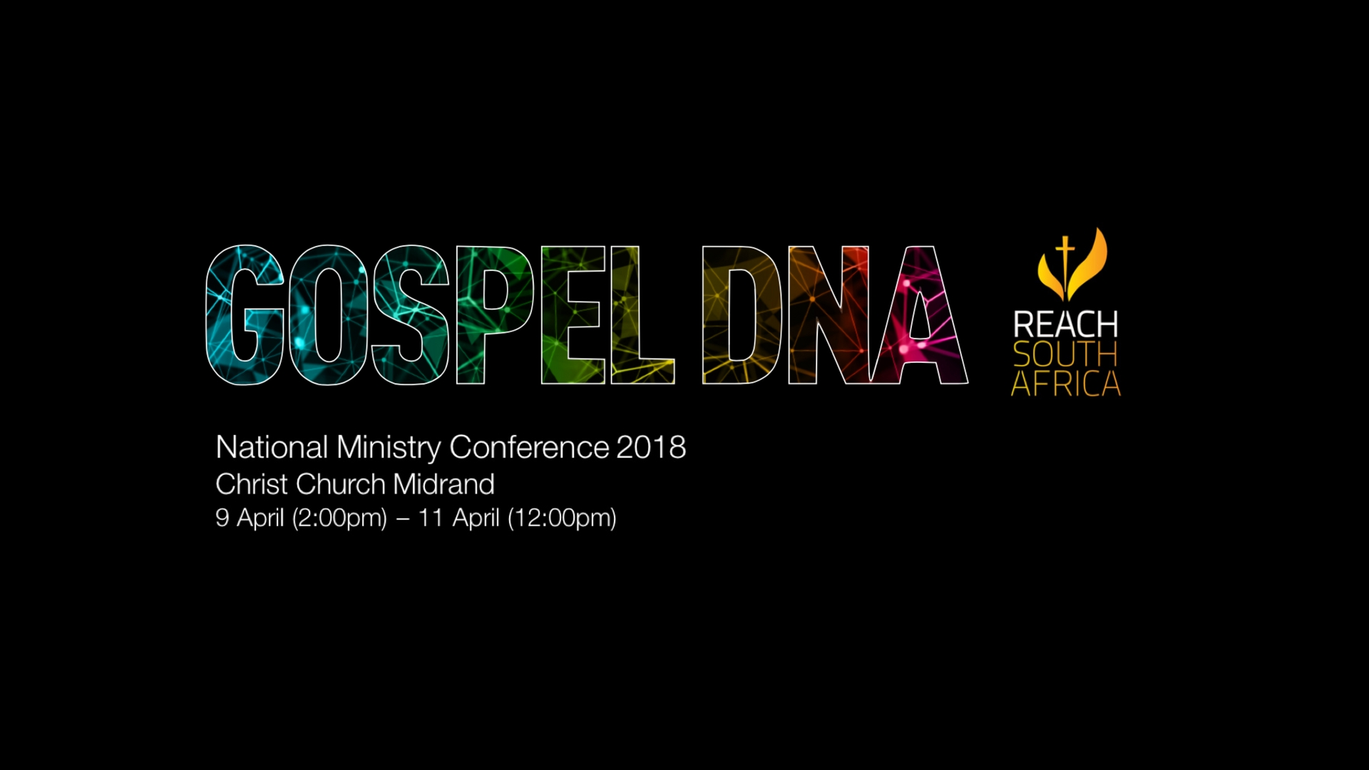 National Ministry Conference 2018
