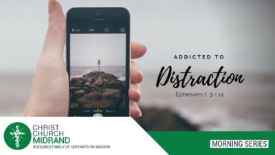 Addicted to distraction Website Final