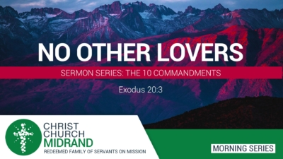 10 Commandments No Other Lovers