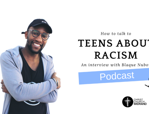 How to Talk to Teens About Racism