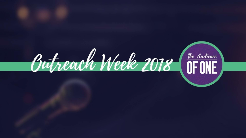 Outreach Week 2018 Event Feature Image for the Diary Final 2