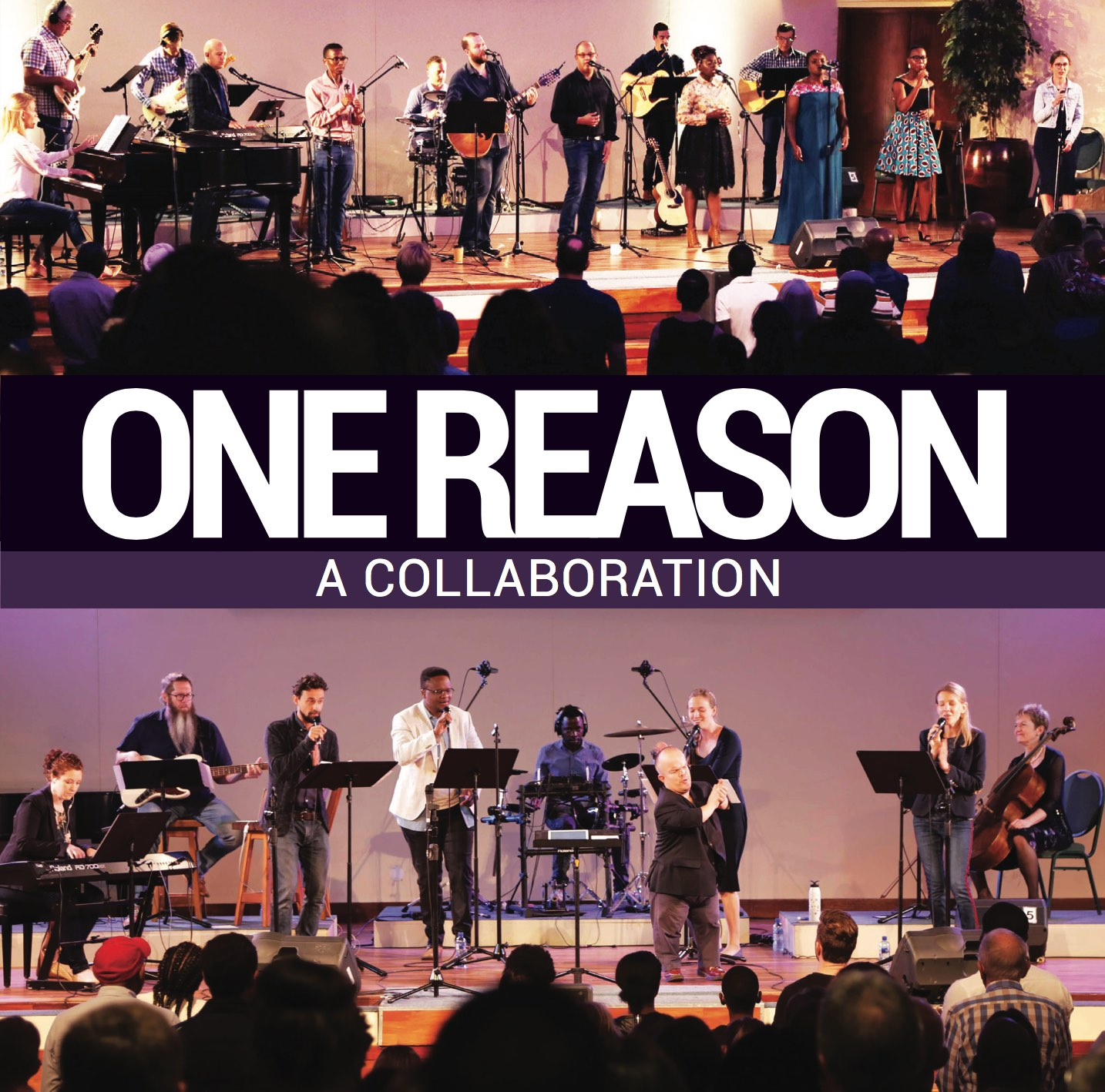 One Reason Album Cover Image Final