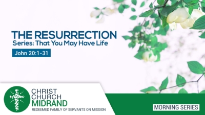 The Resurrection Website