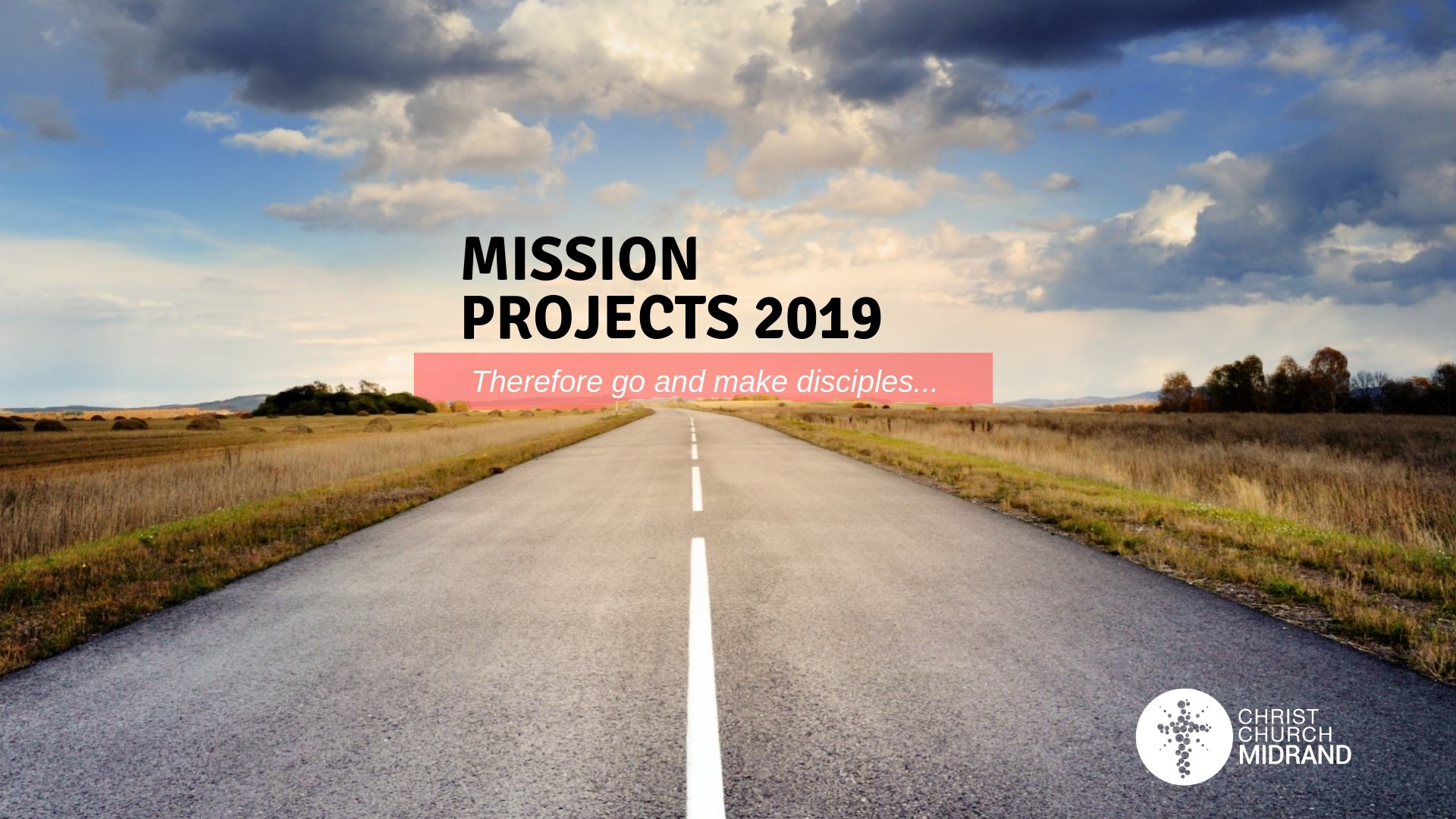 Mission Projects 2019