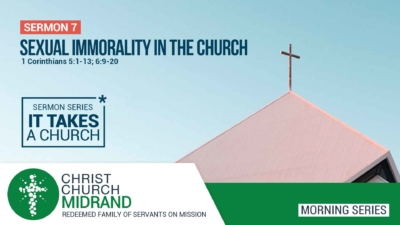 Morning Series Takes A Church Website