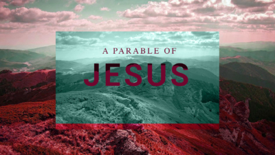Parable of Jesus