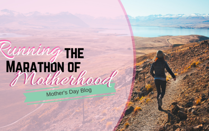 Running the Marathon of Motherhood - final