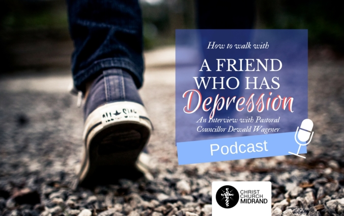 How to Walk with a Friend who has Depression - Main Image