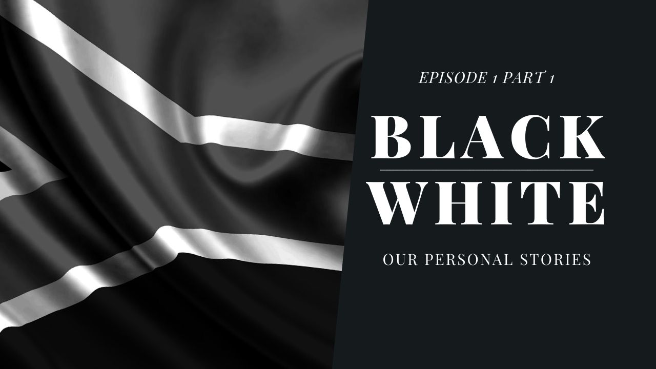 Black/White Our Personal Stories Feature Image