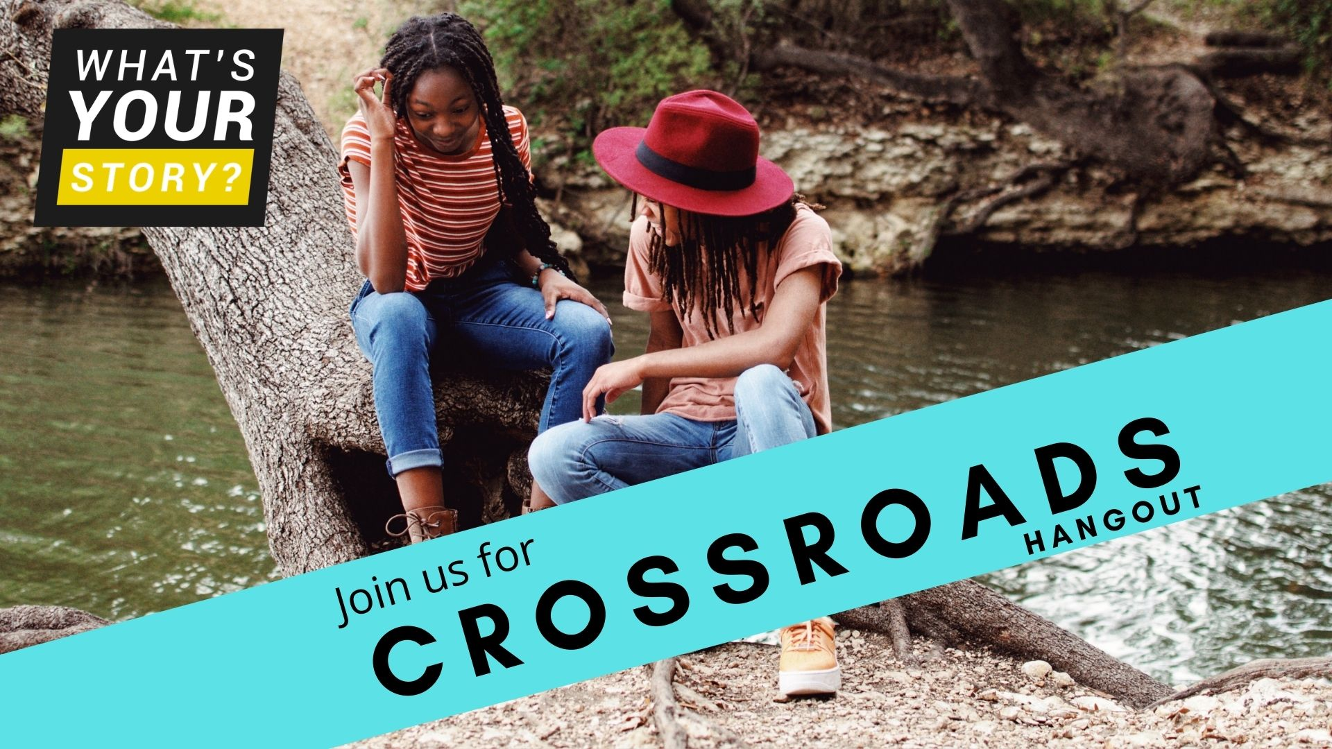 Cross Roads Whats Your Story Website Image