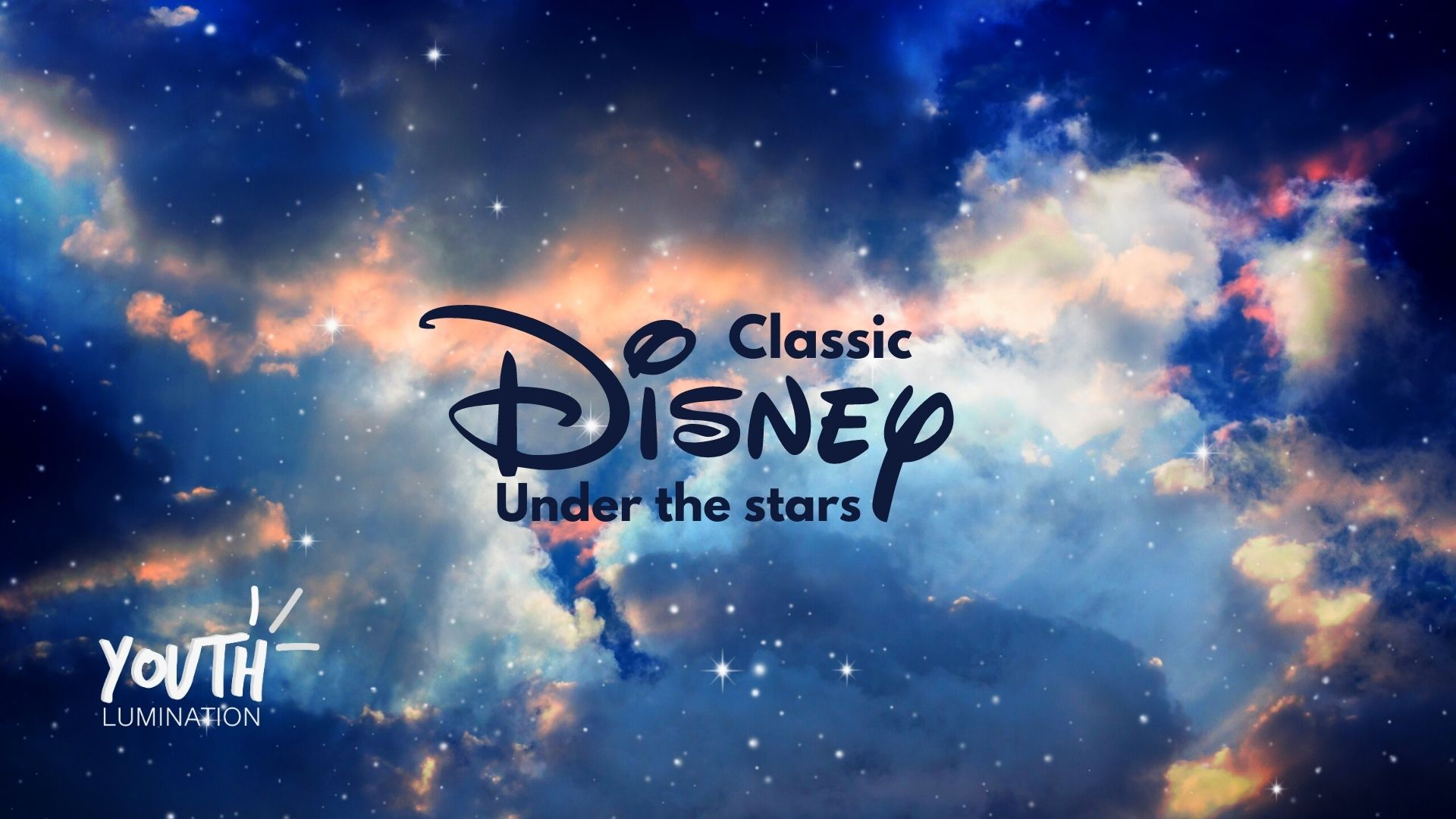 Classic Disney Feature Image for a night Under the Stars